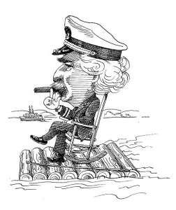 Twain on RAFT Grrrrr