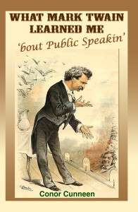 Humorous Motivational Speaker Mark Twain