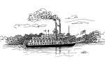 NEW 35 Mississippi Riverboat6 x10 (1)