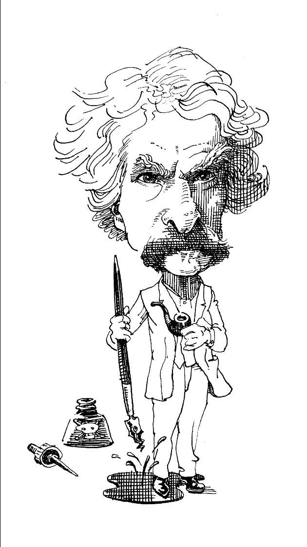 motivational humorous speaker chicago on mark twain