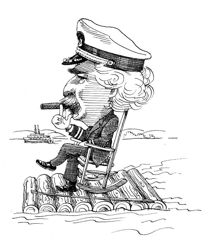 funny motivational speaker for nurses on Mark Twain