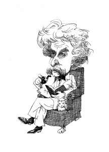 motivational businesss speaker chicago on Mark Twain