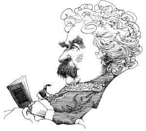motivational humorous speaker chicago on Mark Twain