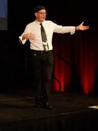 Motivational Keynote Speaker Humorous