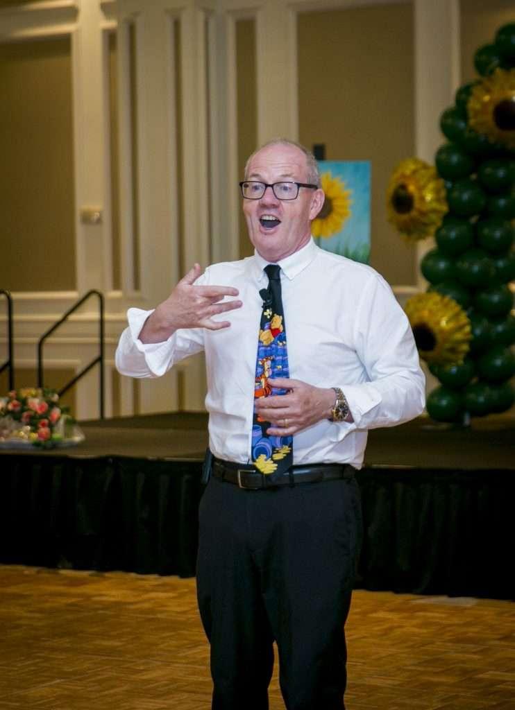 Cancer Survivorship Speaker at Houston